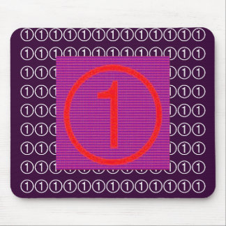 Super Star NumberOne Mouse Pad