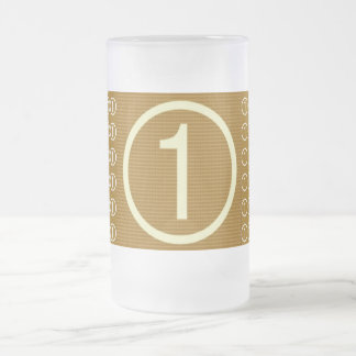 Super Star NumberOne Coffee Mugs