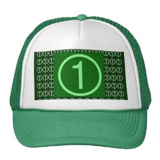 Super Star NumberOne Trucker Hat