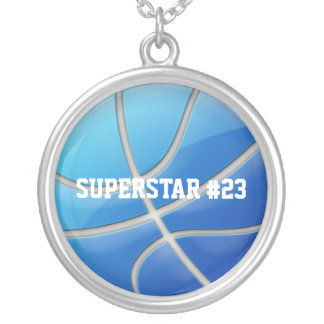 Super Star Silver Plated Necklace