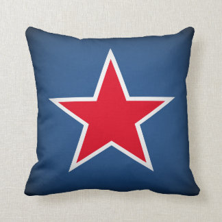 Super Star Special Throw Pillow