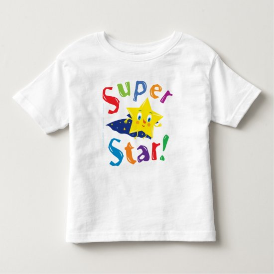 Super Star! Toddler T-shirt