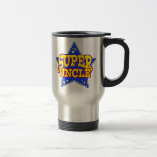 Super Star Uncle 15 Oz Stainless Steel Travel Mug