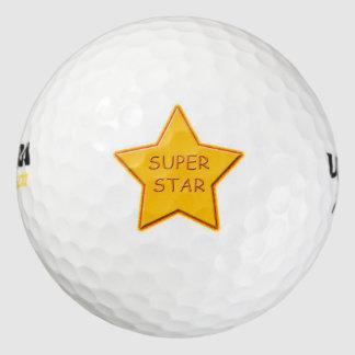 Super Star Wilson 500 Golf Balls Pack Of Golf Balls