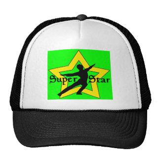 SUPER STARgreen Trucker Hat