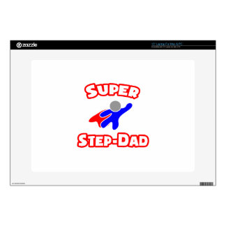 Super Step-Dad Decals For Laptops