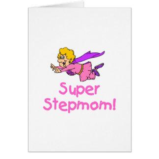 Super Stepmom (Flying) Card