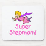 Super Stepmom (Flying) Mouse Pad