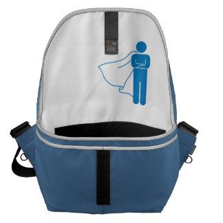 Super StickMan Messenger Bag