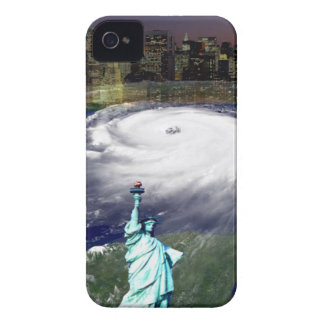 Super Storm Sandy 2012,Eye of the storm_ iPhone 4 Case