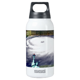 Super Storm Sandy 2012,Eye of the storm_ Insulated Water Bottle