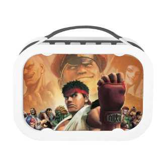 Super Street Fighter IV 3D Edition Box Art Replacement Plate