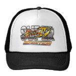 Super Street Fighter IV 3D Edition Logo Hats