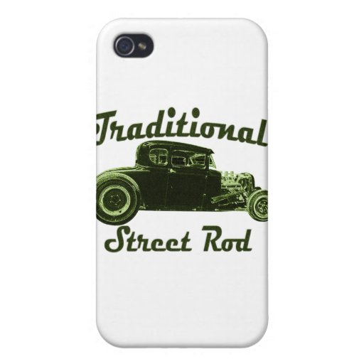 Super Street Rod Style Case For iPhone 4