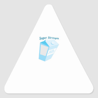 Super Strength Sticker