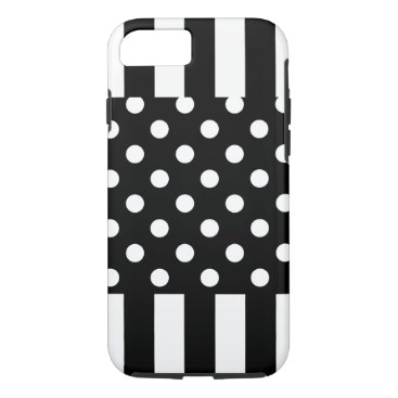 Professional Business SUPER STRIPE-BLACK AND WHITE PROFESSIONAL CASE