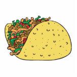 super stuffed taco photo cut outs