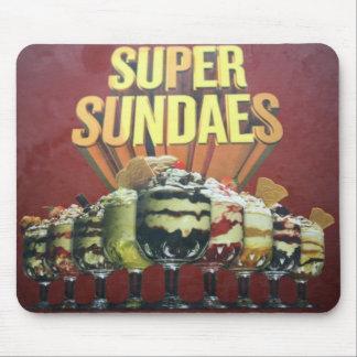 Super sundae mouse pad
