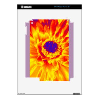 Super Sunny Flower Skins For The iPad 2