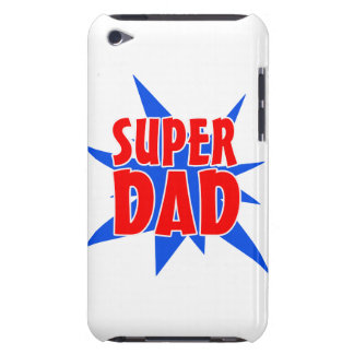 Super Super Dad Father's Day iPod Touch Case