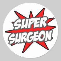 Super Surgeon Sticker
