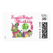 Super Sweet 1st Birthday T-shirts and Gifts Postage