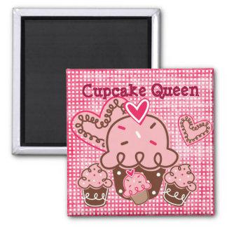 Super Sweet Stuff 2 Inch Square Magnet