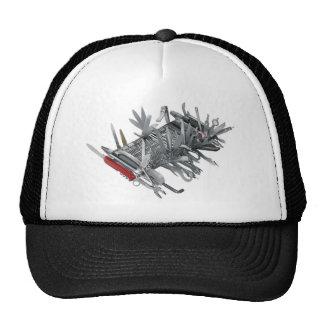 Super Swiss Army Knife Trucker Hat