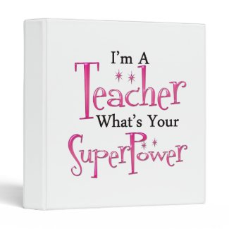 Super Teacher Binders