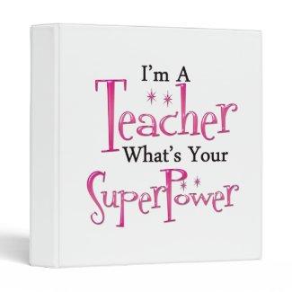 Super Teacher Binders