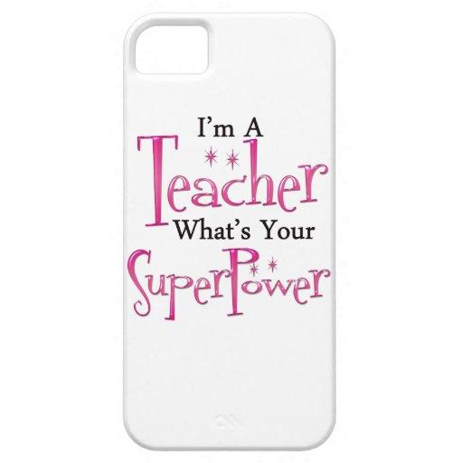 Super Teacher iPhone 5 Case