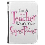 Super Teacher Case For Kindle