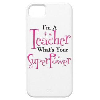 Super Teacher iPhone SE/5/5s Case