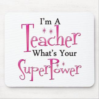Super Teacher Mousepads