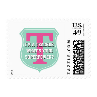Super teacher stamps | whats your superpower?