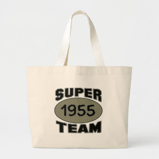 Super Team 1955 Jumbo Tote Bag