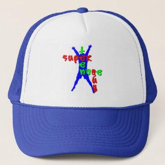 Super Teenage Guy Trucker Hat