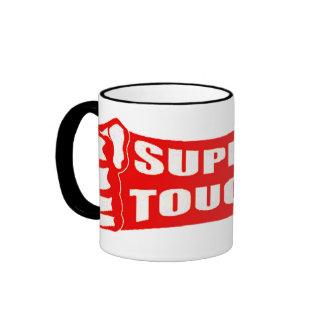 Super Tough Ringer Coffee Mug
