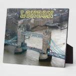 Super! Tower Bridge London Plaques