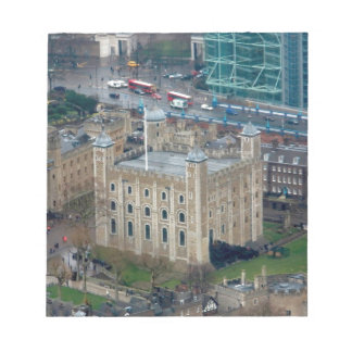 Super! Tower of London England Scratch Pads