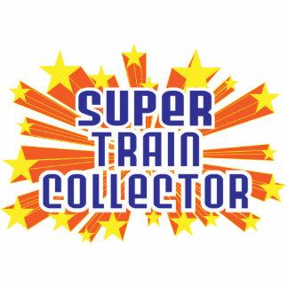 Super Train Collector Photo Sculpture Ornament