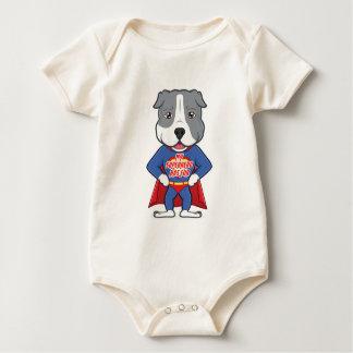 Super Trey Baby Bodysuit