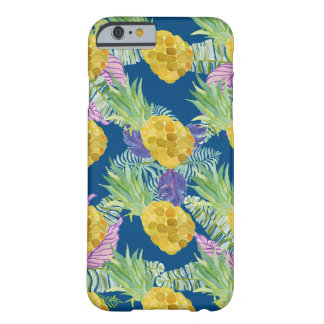 super tropical pineapples design barely there iPhone 6 case