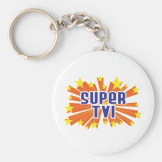 Super TVI Keychain