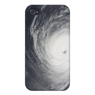 Super Typhoon Melor hovers over the Pacific Oce iPhone 4 Covers