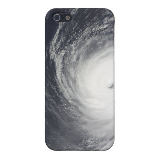 Super Typhoon Melor hovers over the Pacific Oce iPhone SE/5/5s Case