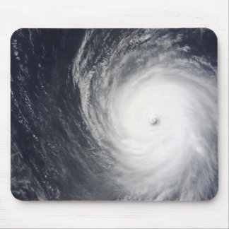 Super Typhoon Melor hovers over the Pacific Oce Mouse Pad