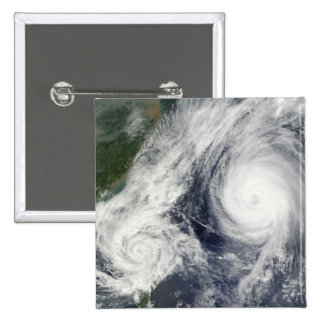 Super Typhoon, Parma over Luzon, Philippines Pins