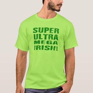 SUPER ULTRA MEGA IRISH! Graphic Tee