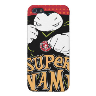 Super Vamp iPhone4 Cover For iPhone 5/5S